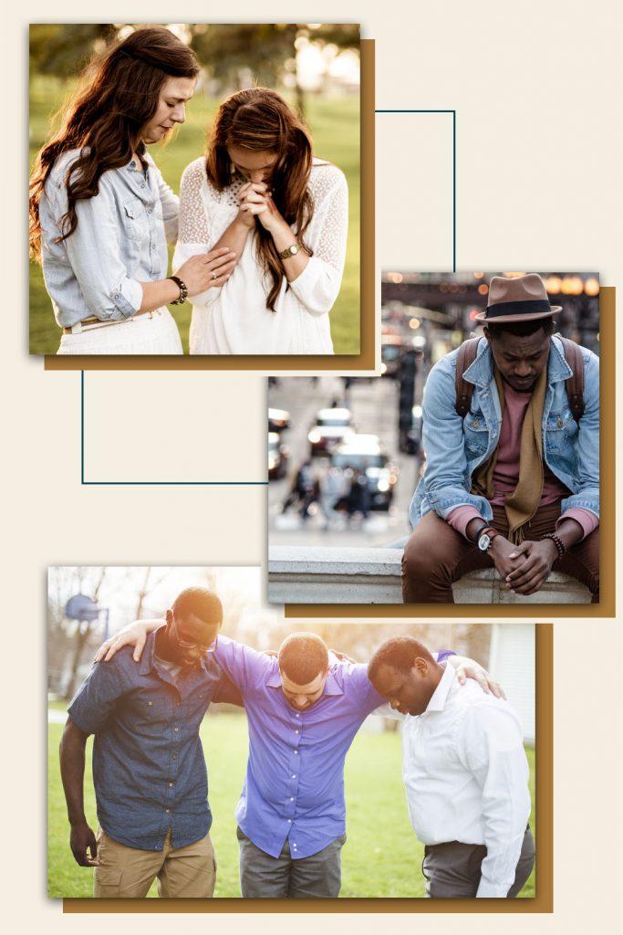 Prayer Collage | GHPC